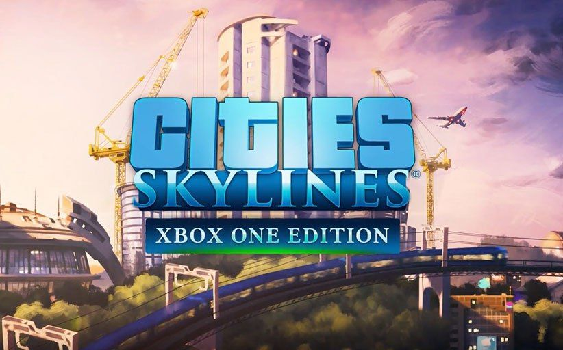 Cities Skylines coming to Xbox One!