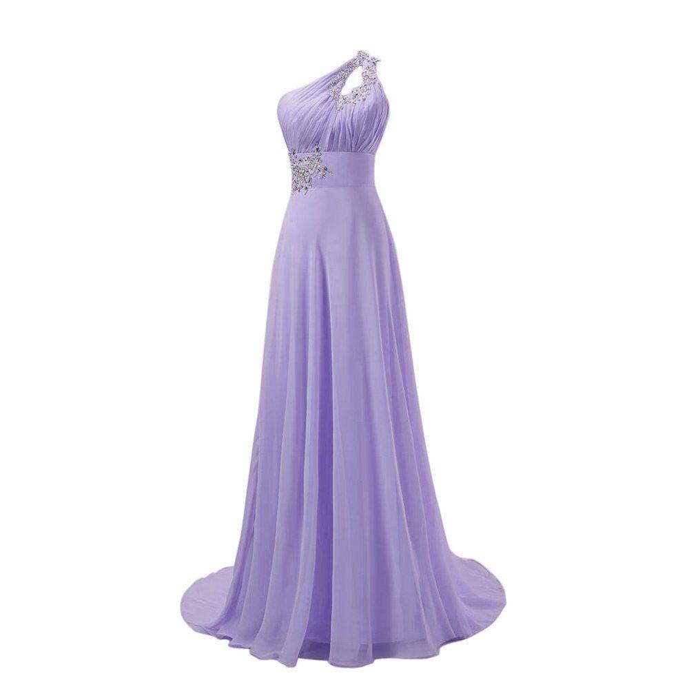 Fashipn plaza one shoulder long evening bridesmaid dresses d