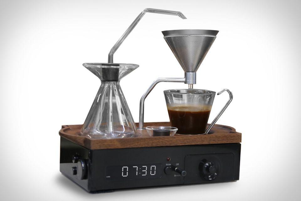Barisieur coffee alarm clock coffee coffee maker alarm