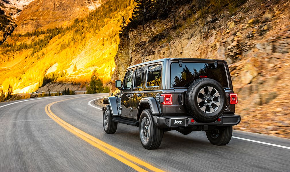 Jeep Wrangler получит гибридные «четверки» и «шестерки