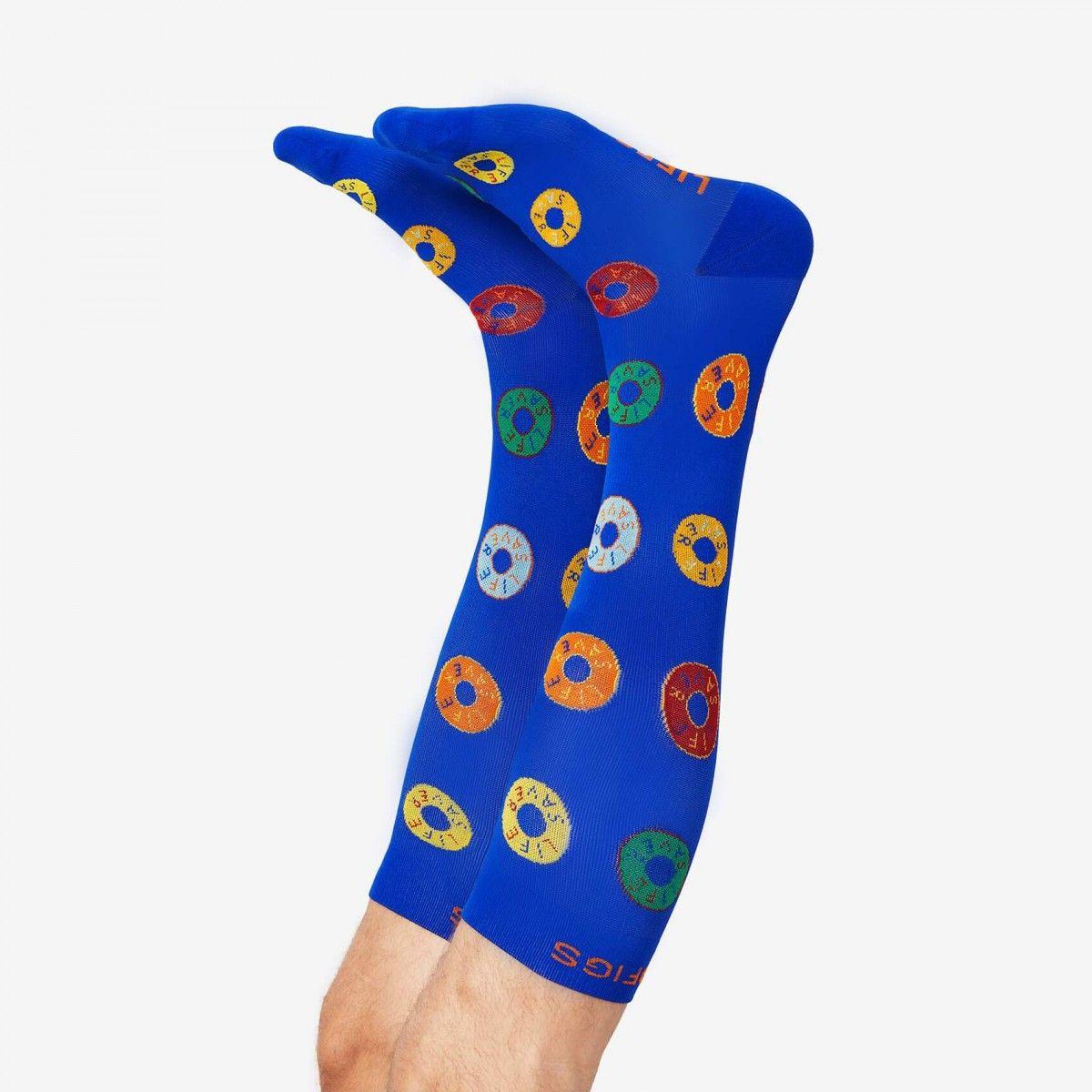 Mens Compression Socks Lifesaver Socks, Men, Fashion