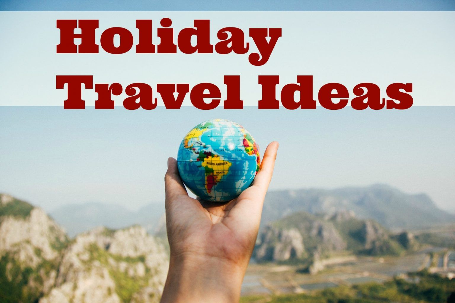 Christmas Vacation Ideas For Families Family vacation