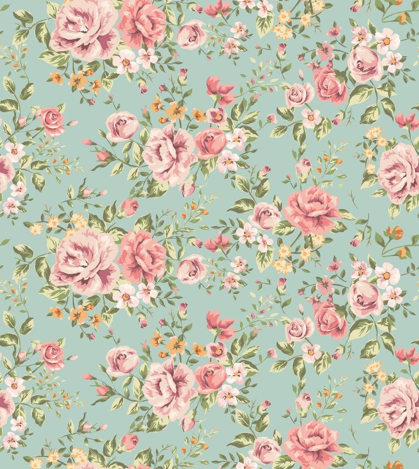 Decoupage Art Iphone Backgrounds Vintage Style Shabby Chic Patterns Wallpapers Laminas Para Paintings Of Flowers