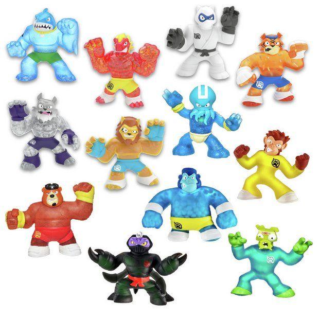 Heroes of Goo Jit Zu Silverback Hero Pack