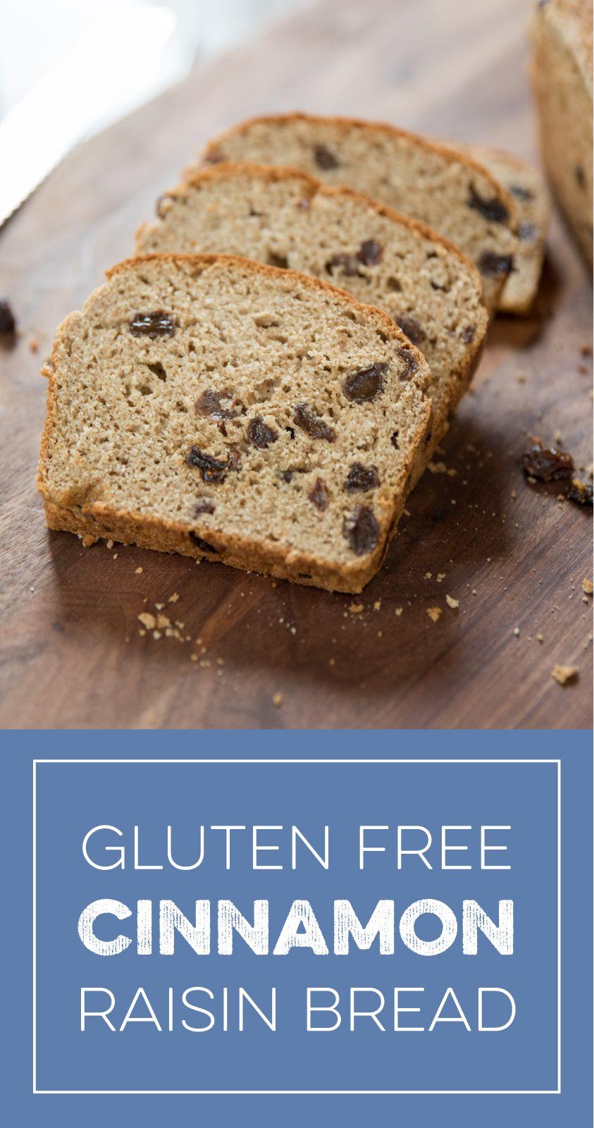 Gluten Free Sourdough Cinnamon Raisin Bread Recipe Homemade Gluten Free Bread Cinnamon Raisin Bread Cinnamon Raisin Bread Recipe