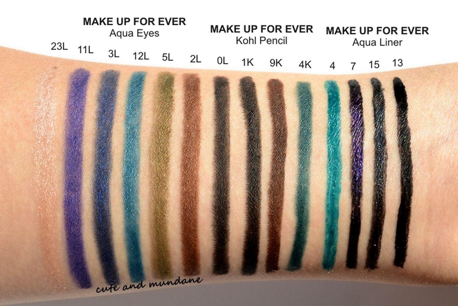 Aqua Liner by Make Up For Ever #10