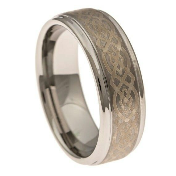 explore celtic wedding bands men wedding bands and more - Camo Wedding Rings For Men
