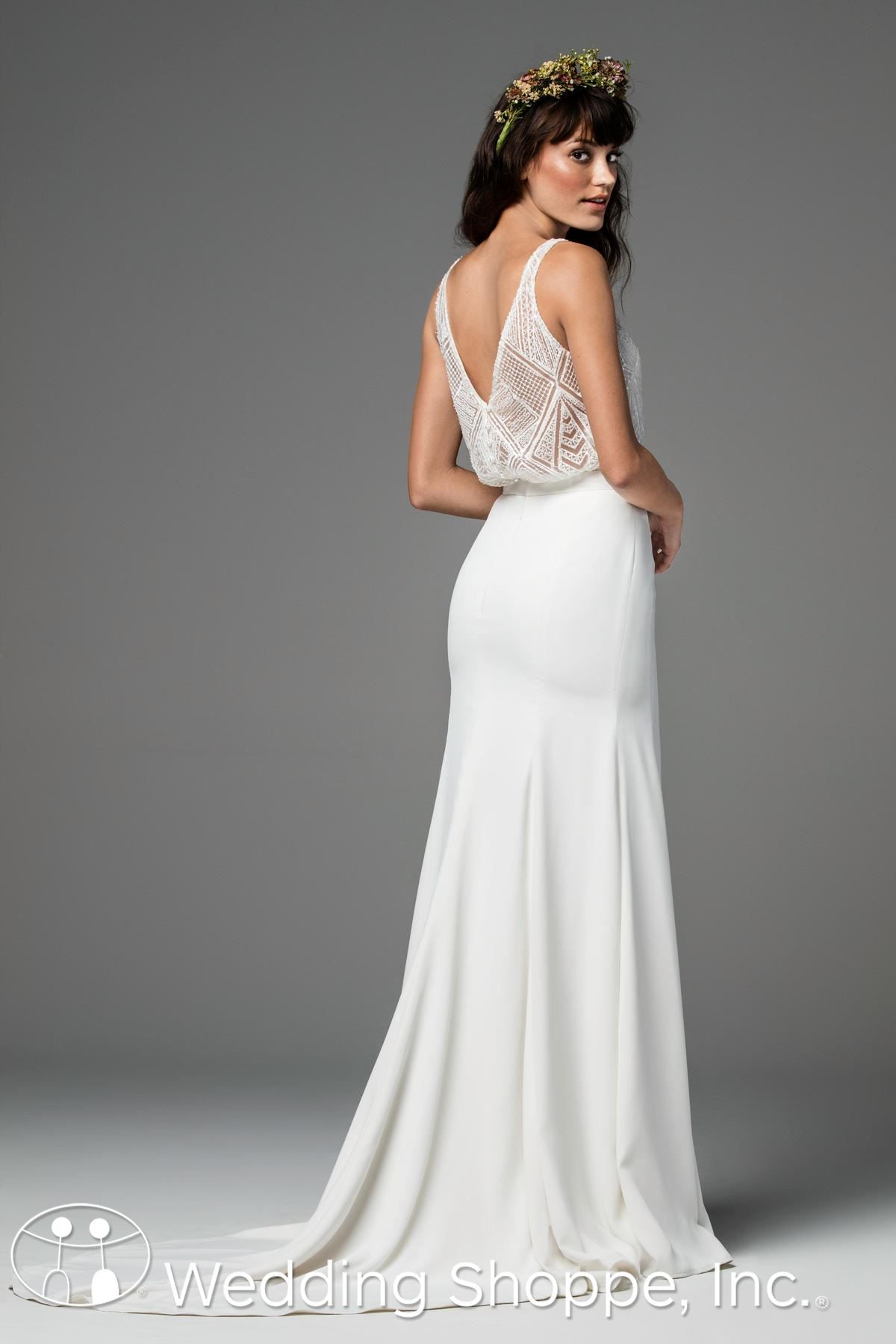 Willowby by Watters Bridal Gown Keziah (Tank Only) / 58615 | Someday ...