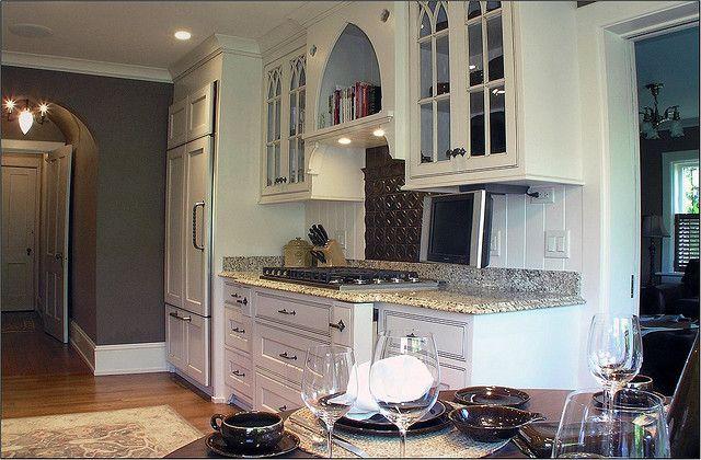 Gothic kitchen remodel | Kitchen remodel, Gothic kitchen ...