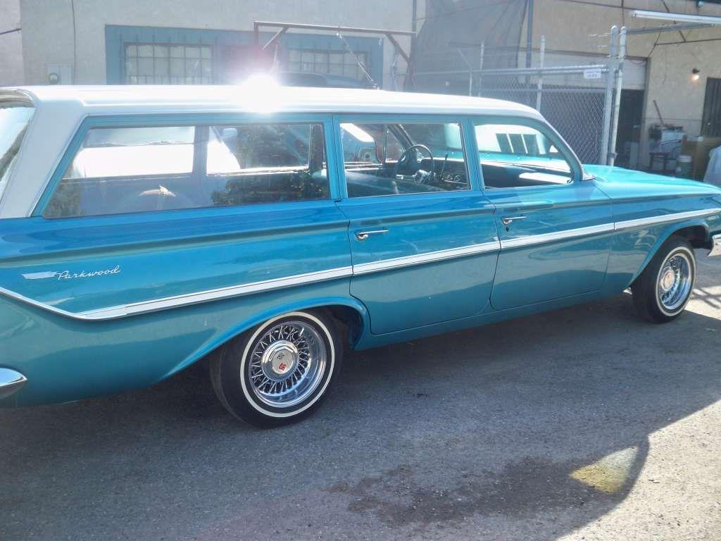 59 61 Impala Parkwood ステーションワゴン