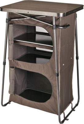 Keep Your Camp 39 S Kitchen Accessories And Cooking Ingredients Organized And Easy To Access With Cabela 39 Camping Supplies Camping Accessories Camping Gear
