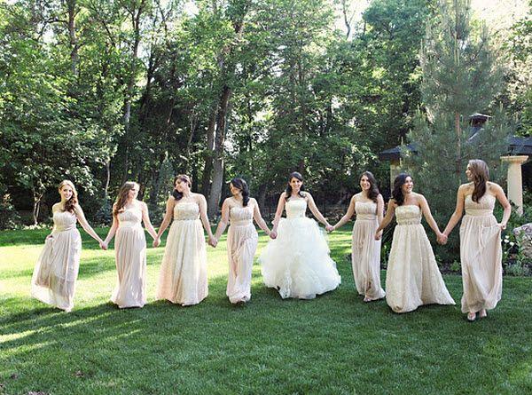 Dessy Bridesmaid Dresses On Real
