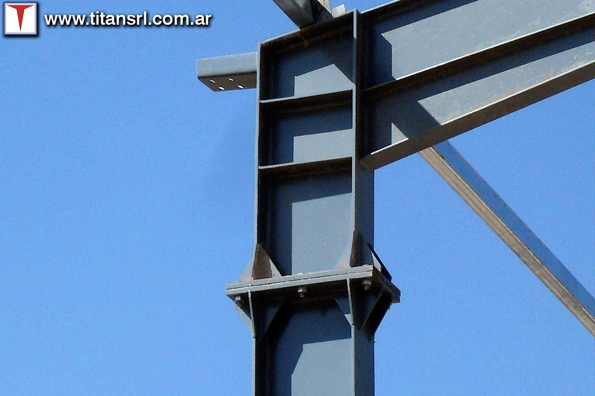 Estructuras de alma llena TITAN | Estructuras Acero | Pinterest ...