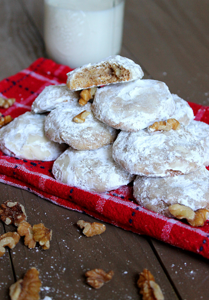Photo of Walnut Cinnamon Winter Cookies