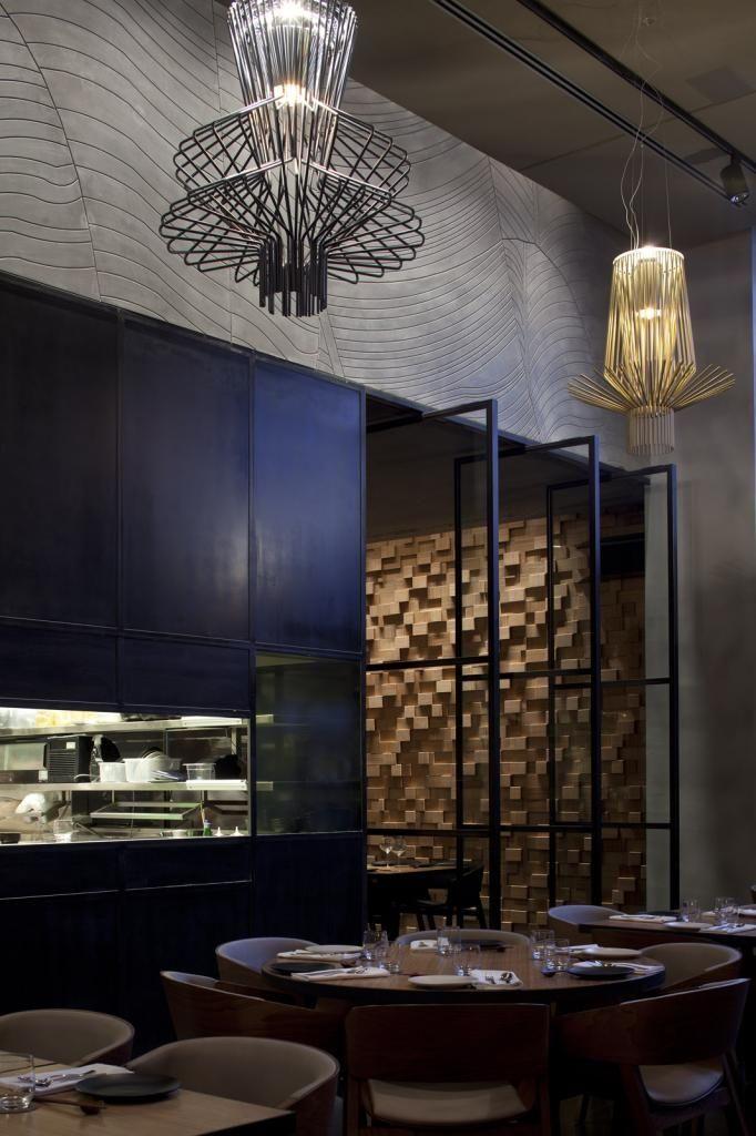 Taizu Tel Aviv Basic Collection Kitchen Pictures Restaurant Design Restaurant Interior
