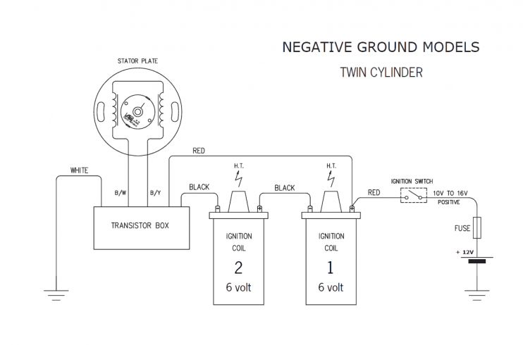 6 Volt Coil Wiring Diagram from i.pinimg.com