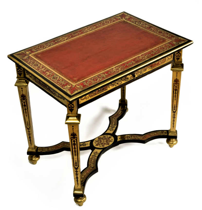 Louis Xiv Boulle Marquetry Small Table Mm Small Tables Decor Louis Xiv