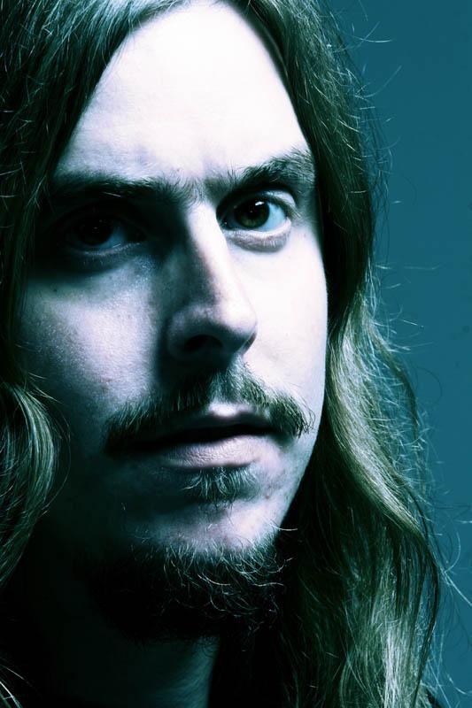 Opeth frontman mikael akerfeldt