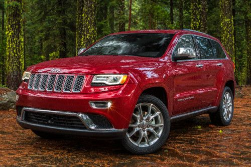 The 2014 Jeep Cherokee Starts With A Price From 22 995 With V6