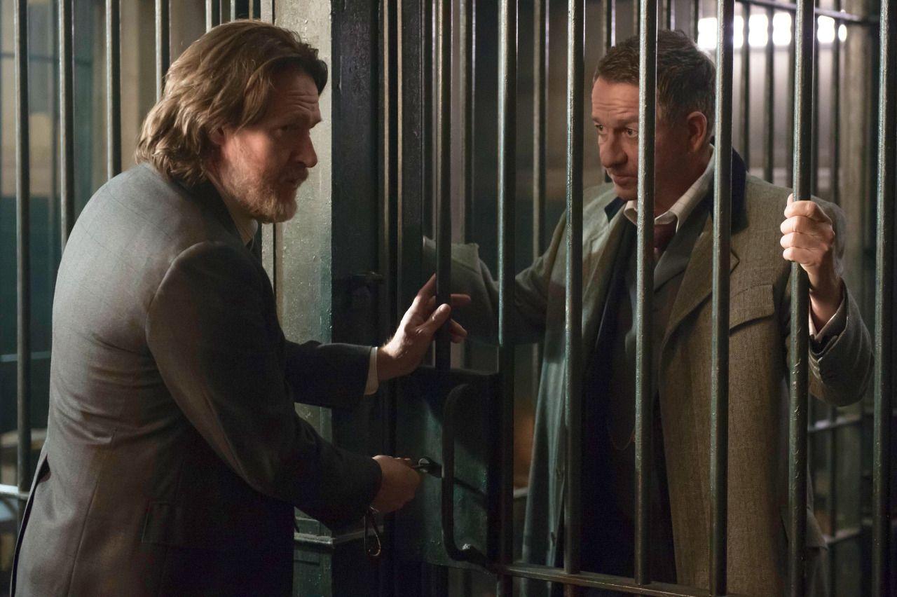 Gotham 2x18: Pinewood