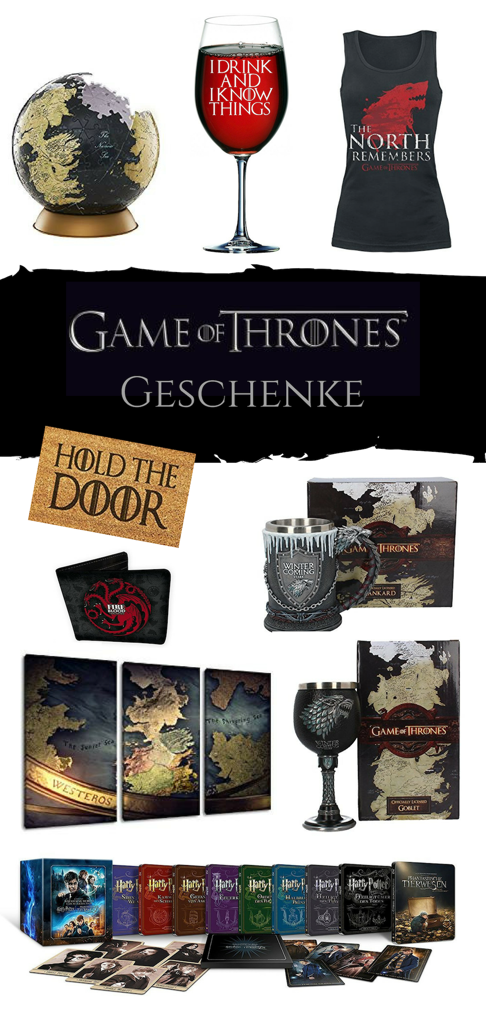Suchst Du Nach Geschenkideen Für Einen Game Of Thrones Fan Hier
