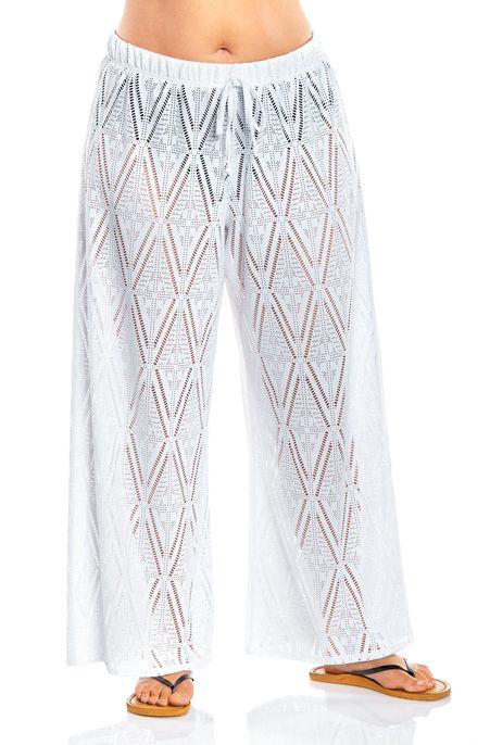 ce998ad04d189 Plus Size Cover Ups Always For Me Cover Beach Pants Always for Me  Price:$39.00 In Stock