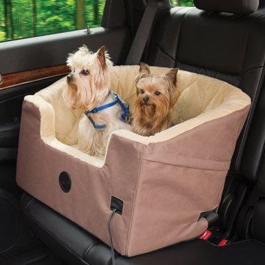 Cute Heated Pet Car Seat Dog Car Seats Pets Pet Car Seat