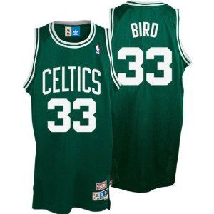 uk availability 91fb9 cd9ca NBA Boston Celtics Larry Bird Swingman Jersey, Green | Ideas ...