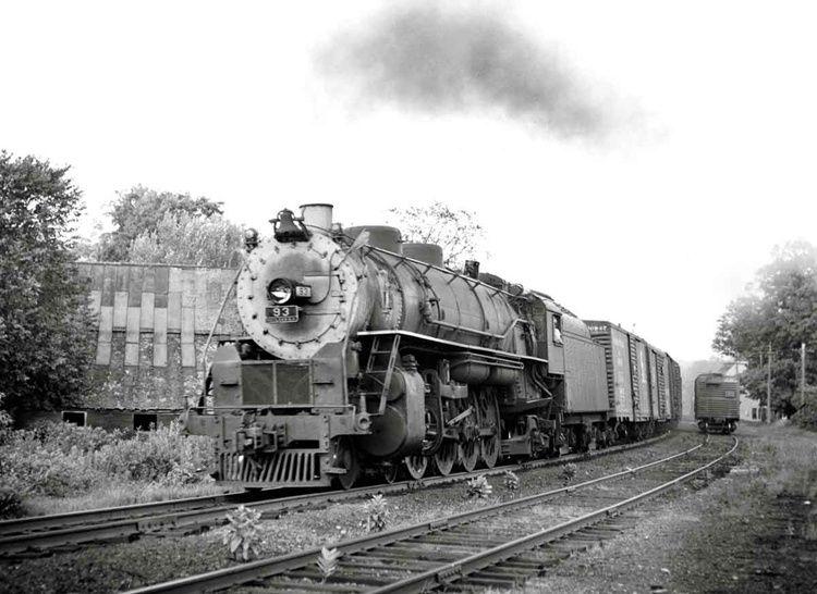 Última palabra en Rutland vapor   Clásico Trenes Revista