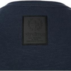 Photo of Strellson Herren T-Shirts, Baumwolle, navy blau Strellson