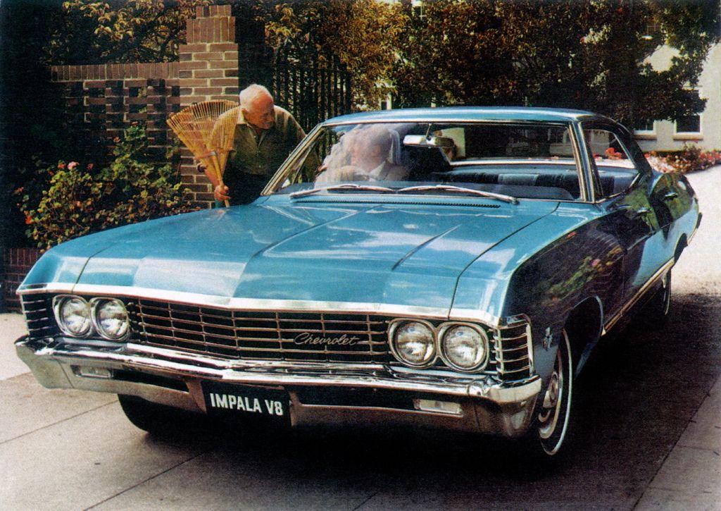 1967 Chevrolet Impala Sport Sedan Au Spec Sports Sedan Chevy Impala Chevrolet Impala
