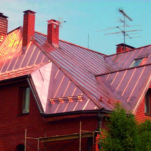 Mednaya Krovlya Copper Roof Copper In Architecture Roof Design