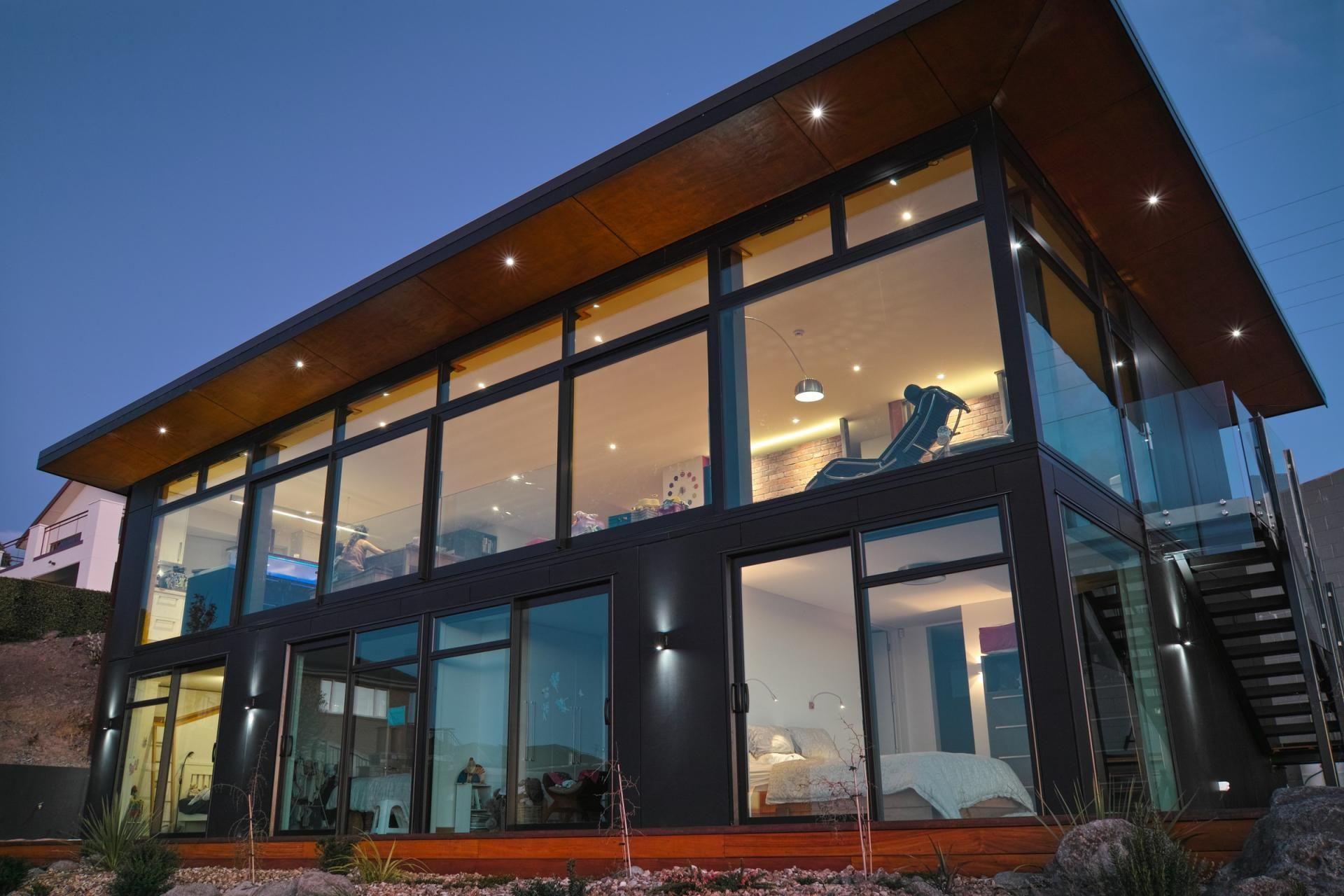 Black House by mc architecture studio ltd - New Zealand