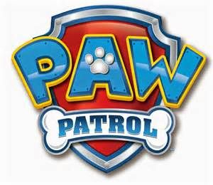 Paw patrol shield. Printable logo bing images