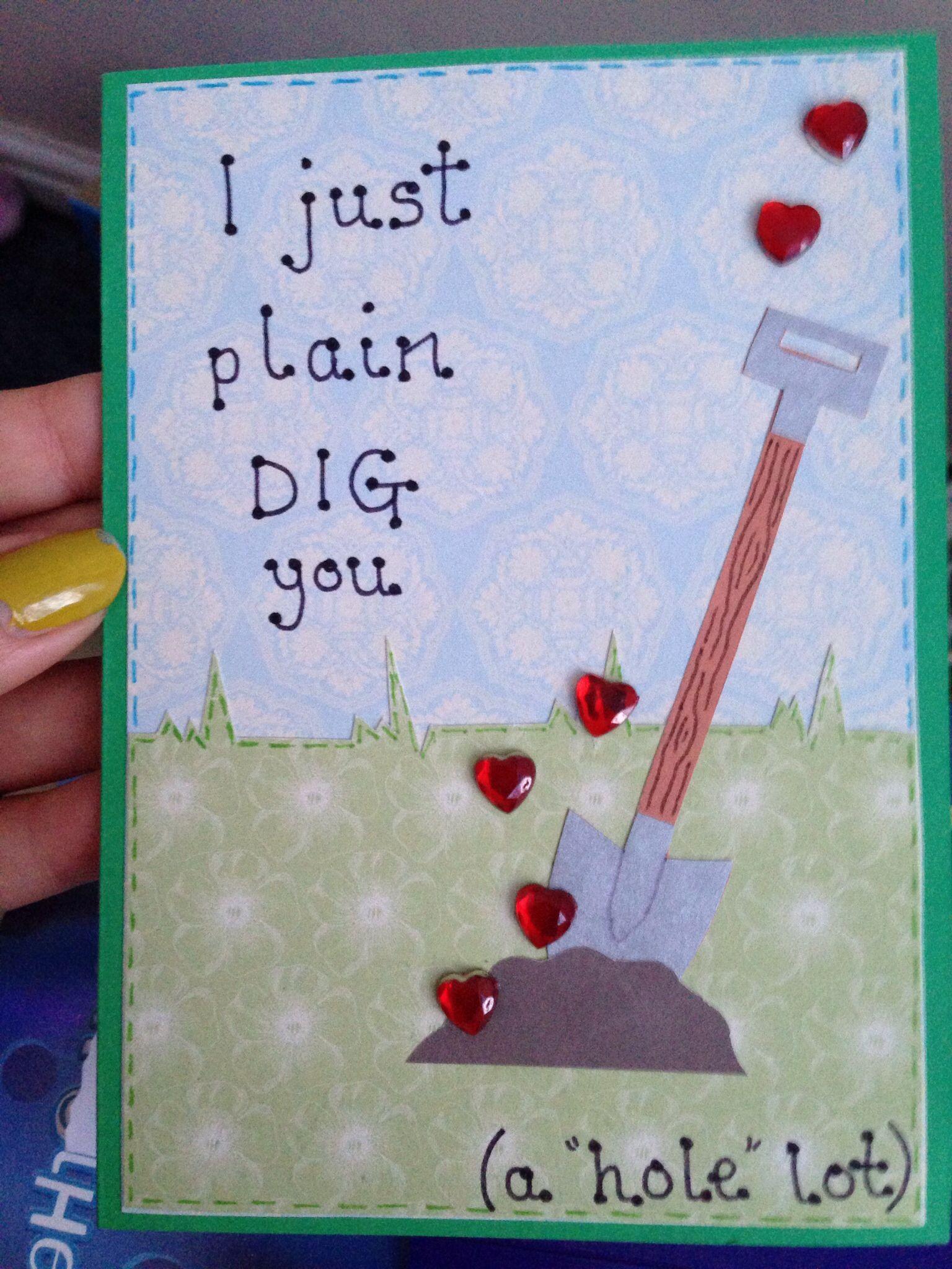 Cute Pun Card