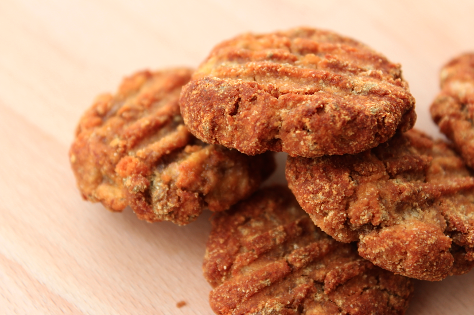 Recipe for #protein cookies are an absolute sensation and guess what? They're nut-free, gluten free, egg-free dairy-free.