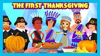 The Story Of Thanksgiving Youtube Accion De Gracias Dia De Accion De Gracias Cuentos Infantiles En Español
