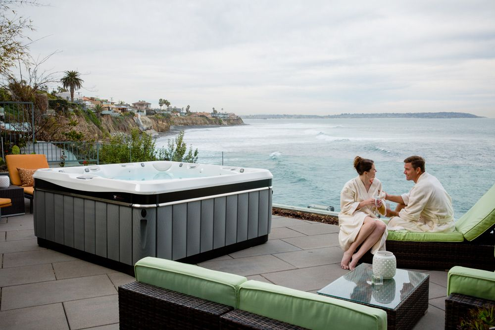 Do you have a new spa coming your way, or are you thinking about ...