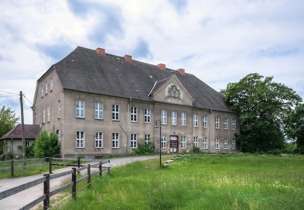 Gutshaus Cölpin (mit Bildern) Architektur