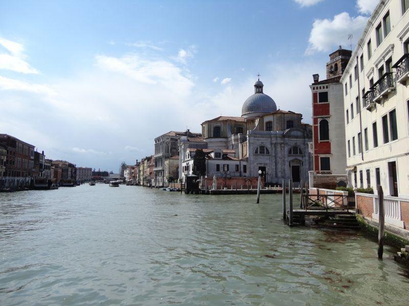 Canal Grande. Venezia, Venice, Benátky