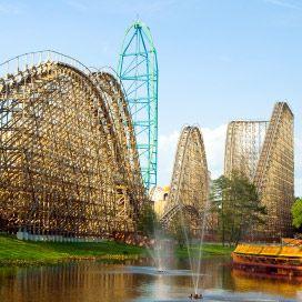Best Fun Theme Parks Hotels Near Disneyland Roller Coaster Best Roller Coasters