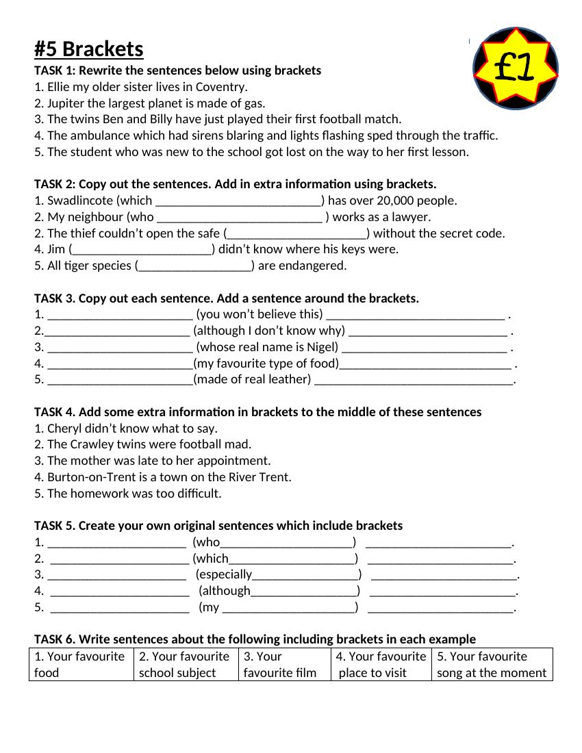- SPaG Intervention Worksheets Intervention, Worksheets, Teaching