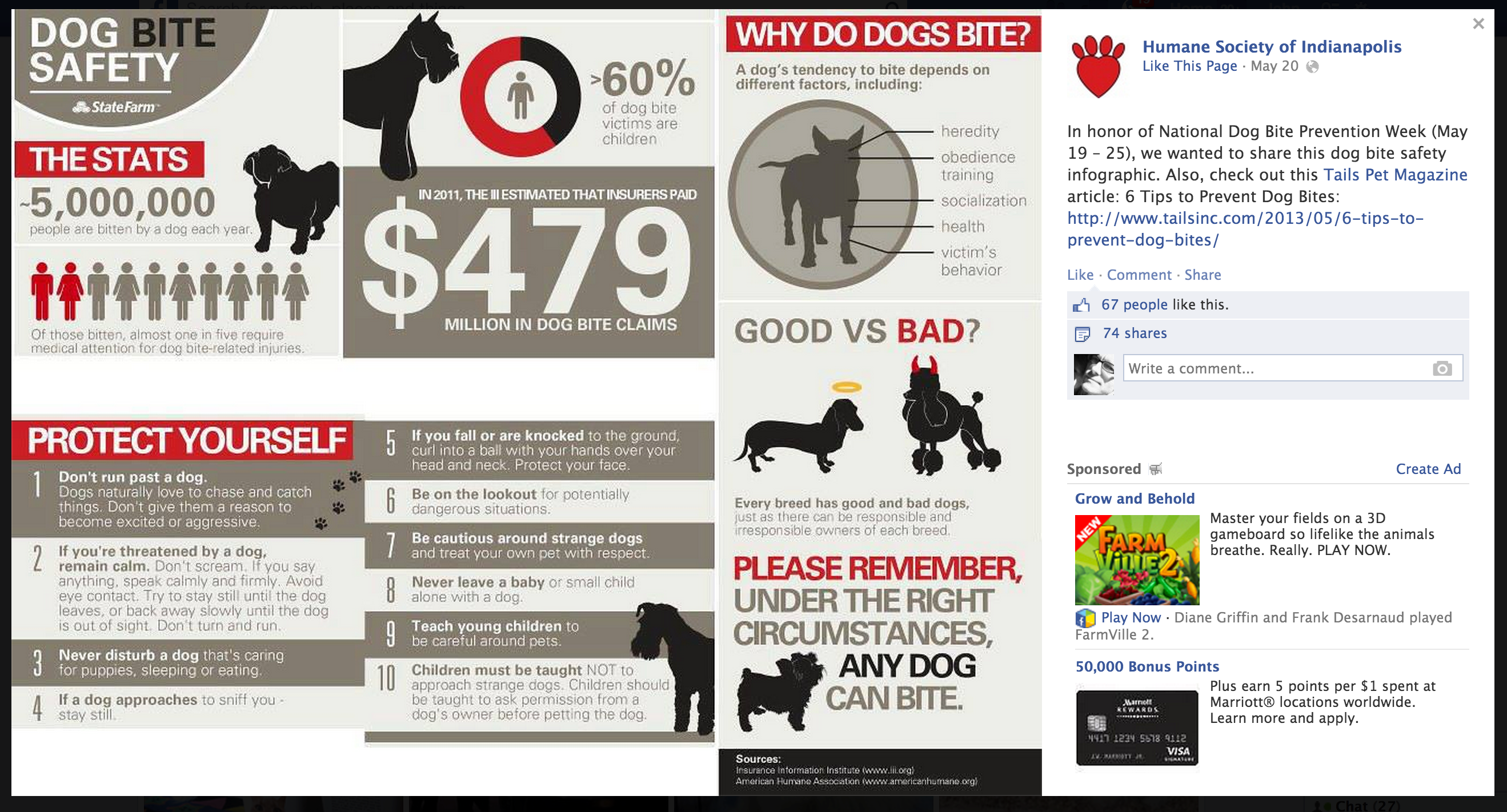 Pin On Examples Of Facebook Updates From Charities Screenshots