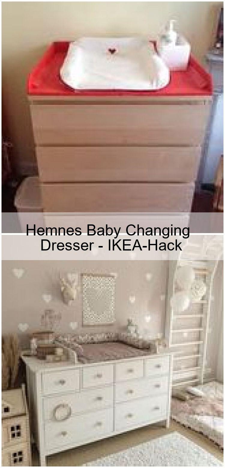 Hemnes Wickelkommode Ikea Hack Hemnes Ikeahack Wickelkommode Changing Dresser Ikea Hack Ikea
