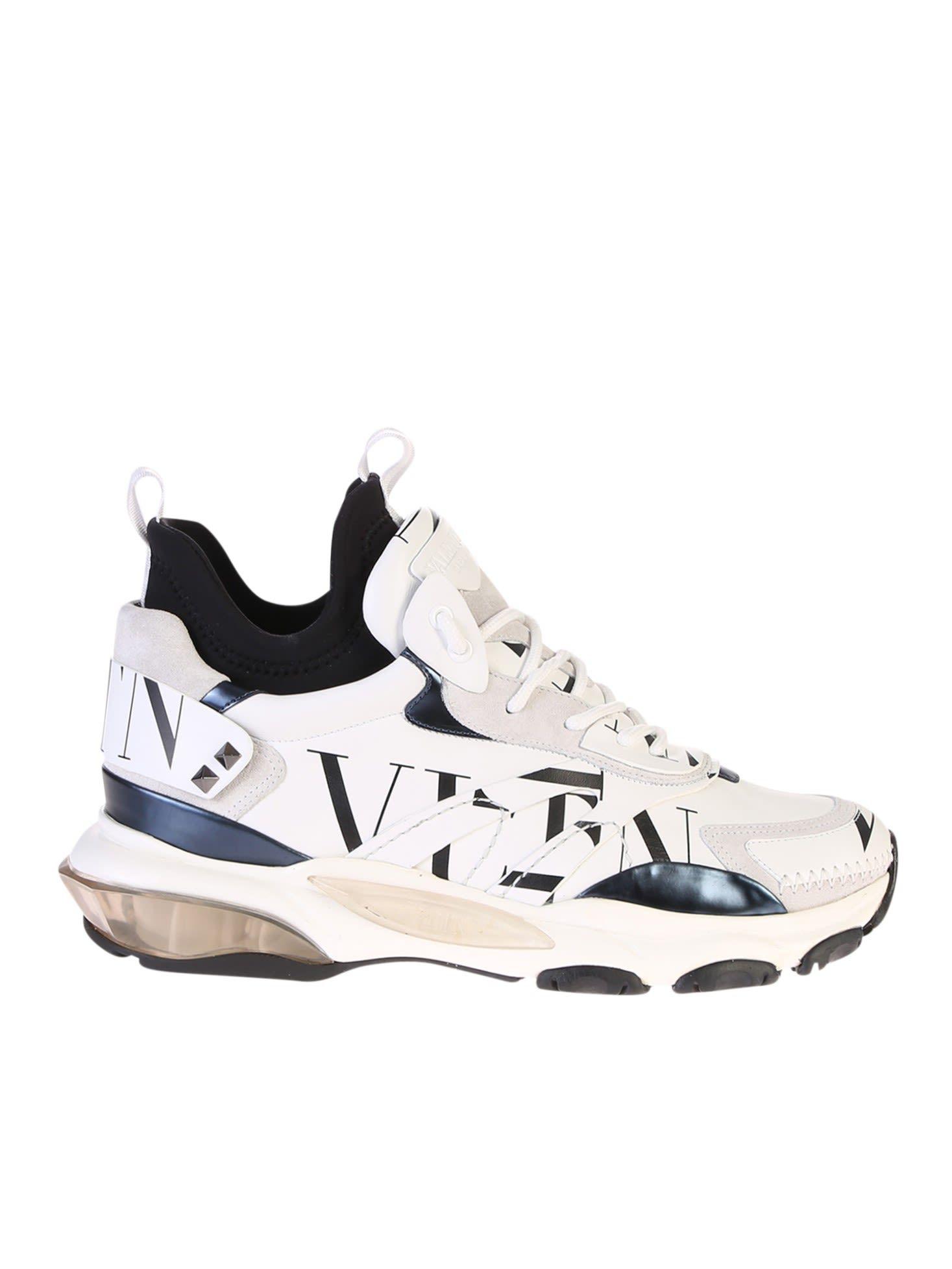 d6d4034522246 VALENTINO Valentino Garavani Bounce Sneakers. #valentino #shoes ...