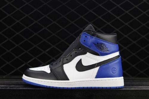 new product a6f7b f5c06 Original Fragment x Air Jordan 1 Retro High OG  Royal Black Toe  -  Mysecretshoes