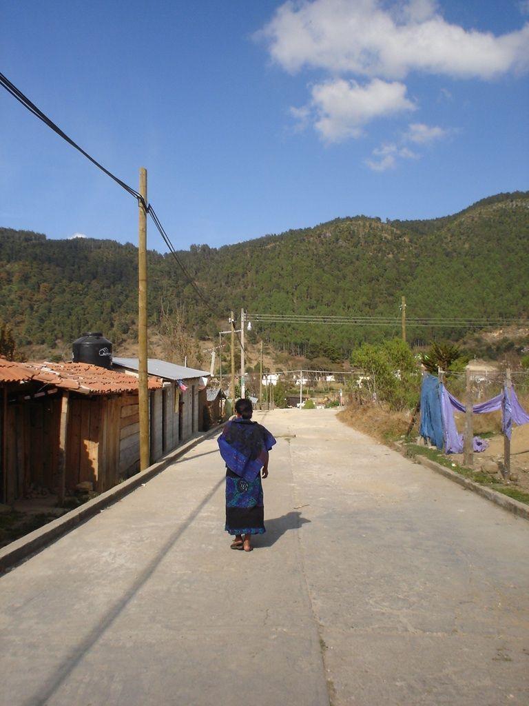 Zinacantán, Chiapas.