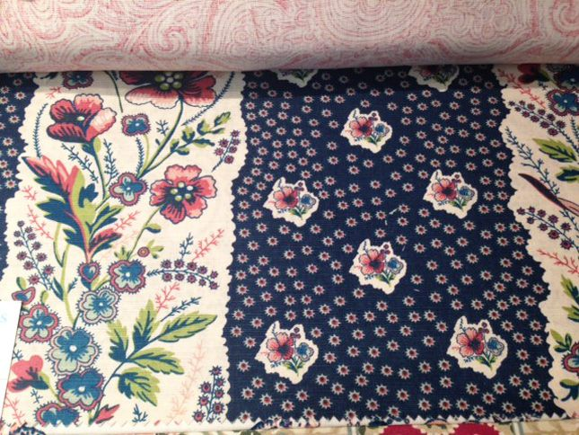 New Tilton Fenwick fabric for Duralee