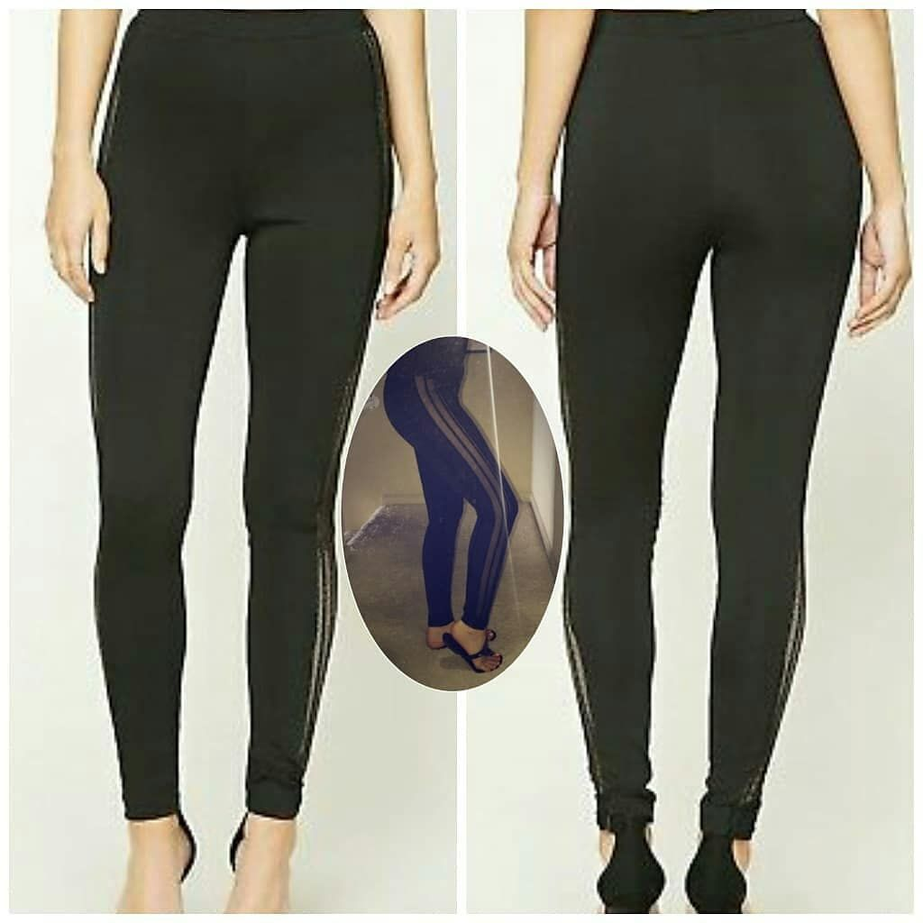 Semi Hi Waist Black Side Mesh Legging Forever 21 Branded Original Size S M L S 28 29 30 M 30 31 32 L 3 With Images Aerobic Wear Mesh Leggings Forever 21 Yoga Wear