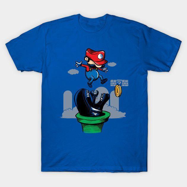 Big Piranha - Mens T-Shirt